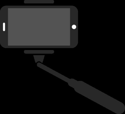 selfie sticki