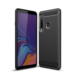 TECH-PROTECT TPUCARBON GALAXY A9 2018 BLACK