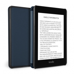 DUXDUCIS DOMO KINDLE PAPERWHITE IV/4 2018 BLUE