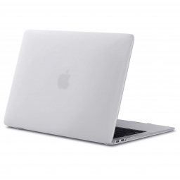 TECH-PROTECT SMARTSHELL MACBOOK AIR 13 2018 MATTE CLEAR