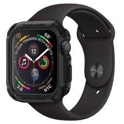 SPIGEN TOUGH ARMOR APPLE WATCH 4/5 (44MM) BLACK