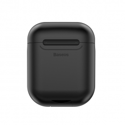 BASEUS WIRELESS CHARGING AIRPODS CASE BLACK