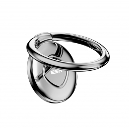 ESR MAGNETIC PHONE RING SILVER
