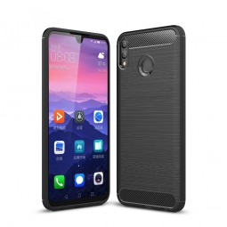 TECH-PROTECT TPUCARBON HUAWEI P SMART 2019 BLACK