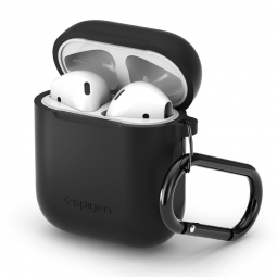 SPIGEN AIRPODS CASE BLACK