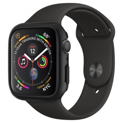 SPIGEN THIN FIT APPLE WATCH 4/5 (44MM) BLACK