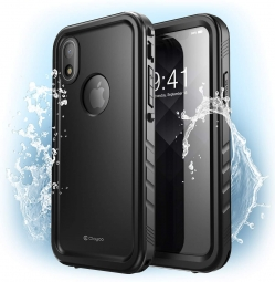 SUPCASE CLAYCO OMNI IPHONE XR BLACK