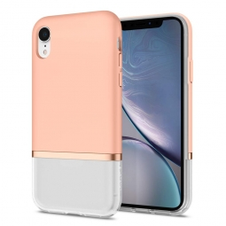 SPIGEN LA MANON JUPE IPHONE XR MILK PEACH