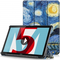 TECH-PROTECT SMARTCASE HUAWEI MEDIAPAD M5 10.8/M5 PRO STARRY NIGHT