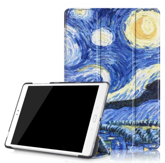TECH-PROTECT SMARTCASE SAMSUNG GALAXY TAB A 10.1/T580 STARRY NIGHT