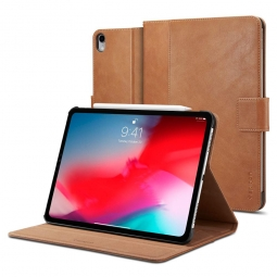 SPIGEN STAND FOLIO IPAD PRO 11 2018 BROWN