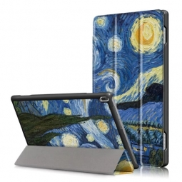 TECH-PROTECT SMARTCASE LENOVO TAB 4 10/X304 STARRY NIGHT