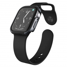 X-DORIA DEFENSE EDGE APPLE WATCH 4 (44MM) CHARCOAL