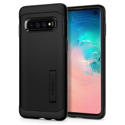 SPIGEN SLIM ARMOR GALAXY S10 BLACK