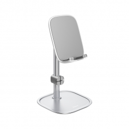 BASEUS UNIVERSAL STAND HOLDER SMARTPHONE & TABLET SILVER
