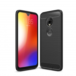 TECH-PROTECT TPUCARBON MOTOROLA MOTO G7/G7 PLUS BLACK