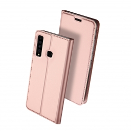 DUXDUCIS SKINPRO GALAXY A9 2018 ROSE GOLD
