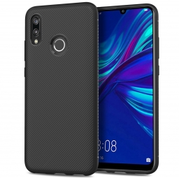 TECH-PROTECT SMOOTHCASE HUAWEI P SMART 2019 BLACK