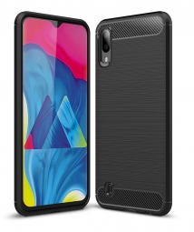 TECH-PROTECT TPUCARBON GALAXY A50 BLACK