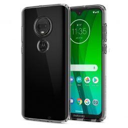 SPIGEN LIQUID CRYSTAL MOTOROLA MOTO G7/G7 PLUS CRYSTAL CLEAR