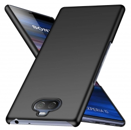 TECH-PROTECT SLIMFIT SONY XPERIA 10 BLACK