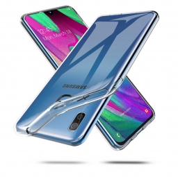 TECH-PROTECT FLEXAIR GALAXY A40 CRYSTAL