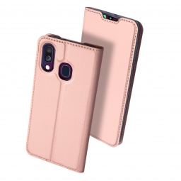 DUXDUCIS SKINPRO GALAXY A40 ROSE GOLD