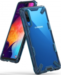 RINGKE FUSION X GALAXY A50/A30S SPACE BLUE