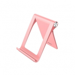 ROCK UNIVERSAL STAND SMARTPHONE & TABLET PINK
