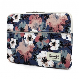 CANVASLIFE SLEEVE MACBOOK PRO 15 BLUE CAMELLIA