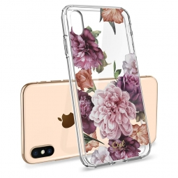 SPIGEN CIEL IPHONE X/XS ROSE FLORAL