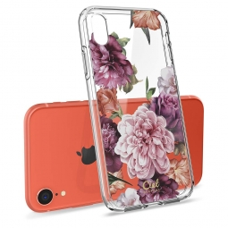 SPIGEN CIEL IPHONE XR ROSE FLORAL