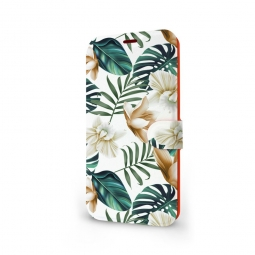 MOBIWEAR MC07P GALAXY A40 PALM LEAVES