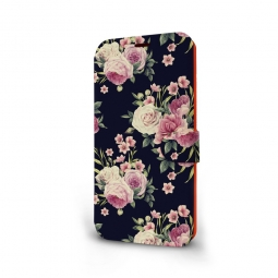 MOBIWEAR V068P GALAXY A40 WILD ROSES
