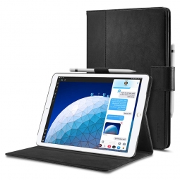 SPIGEN STAND FOLIO IPAD AIR 3 2019 BLACK