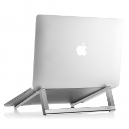 ROCK UNIVERSAL LAPTOP STAND SILVER