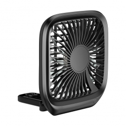 WIATRAK ZAGŁÓWKOWY BASEUS HEADREST FAN BLACK