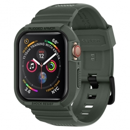 "SPIGEN RUGGED ARMOR ""PRO"" APPLE WATCH 4 (44MM) MILITARY GREEN"