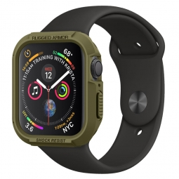 SPIGEN RUGGED ARMOR APPLE WATCH 4/5 (40MM) OLIVE GREEN