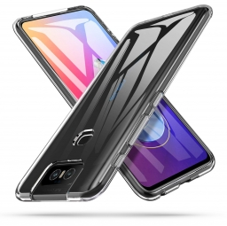 TECH-PROTECT FLEXAIR ASUS ZENFONE 6 ZS630KL CLEAR