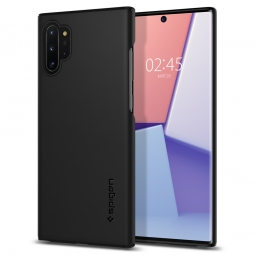 SPIGEN THIN FIT GALAXY NOTE 10+ PLUS BLACK