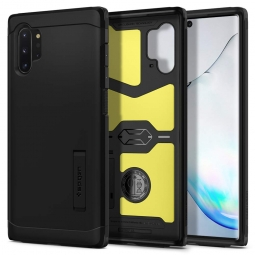 SPIGEN TOUGH ARMOR GALAXY NOTE 10+ PLUS BLACK
