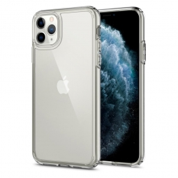 SPIGEN CRYSTAL HYBRID IPHONE 11 PRO CRYSTAL CLEAR