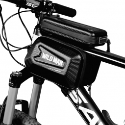 "SAKWA WILDMAN HARDPOUCH BIKE MOUNT ""XL"" BLACK"