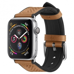 SPIGEN RETRO FIT BAND APPLE WATCH 1/2/3/4/5 (38/40MM) BROWN