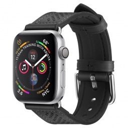SPIGEN RETRO FIT BAND APPLE WATCH 1/2/3/4/5 (38/40MM) BLACK