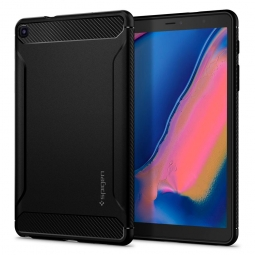 SPIGEN RUGGED ARMOR GALAXY TAB A 8.0 S-PEN 2019 P200/P205 MATTE BLACK