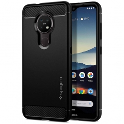 SPIGEN RUGGED ARMOR NOKIA 6.2/7.2 MATTE BLACK