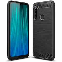 TECH-PROTECT TPUCARBON XIAOMI REDMI NOTE 8T BLACK