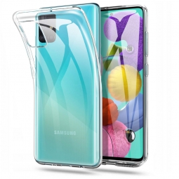 TECH-PROTECT FLEXAIR GALAXY A71 CRYSTAL